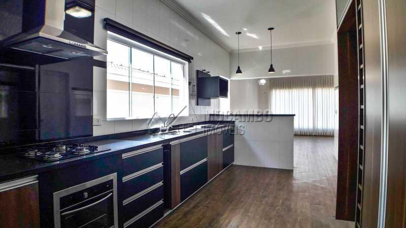 Cozinha Americana - Casa em Condomínio 3 quartos à venda Itatiba,SP - R$ 850.000 - FCCN30408 - 6