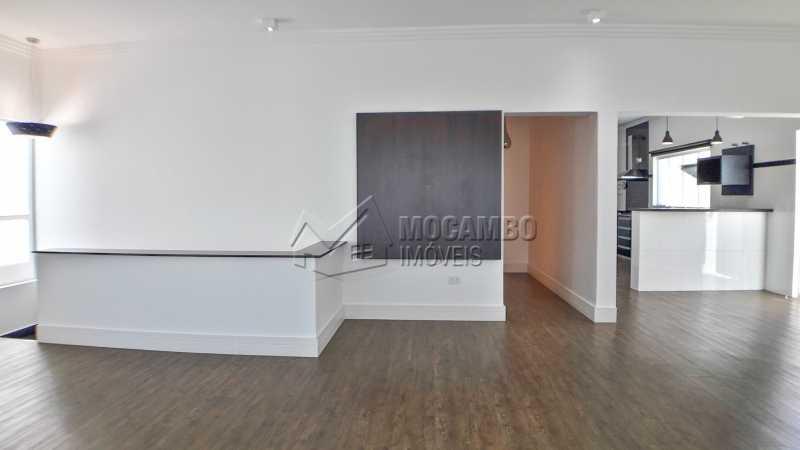 Sala - Casa em Condomínio 3 quartos à venda Itatiba,SP - R$ 850.000 - FCCN30408 - 4