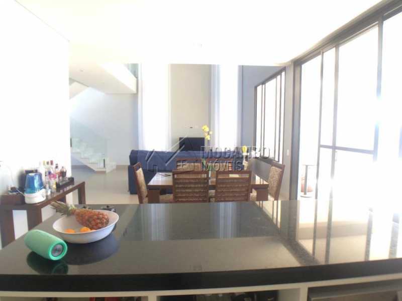 Sala - Casa em Condomínio 3 quartos à venda Itatiba,SP - R$ 1.400.000 - FCCN30409 - 7