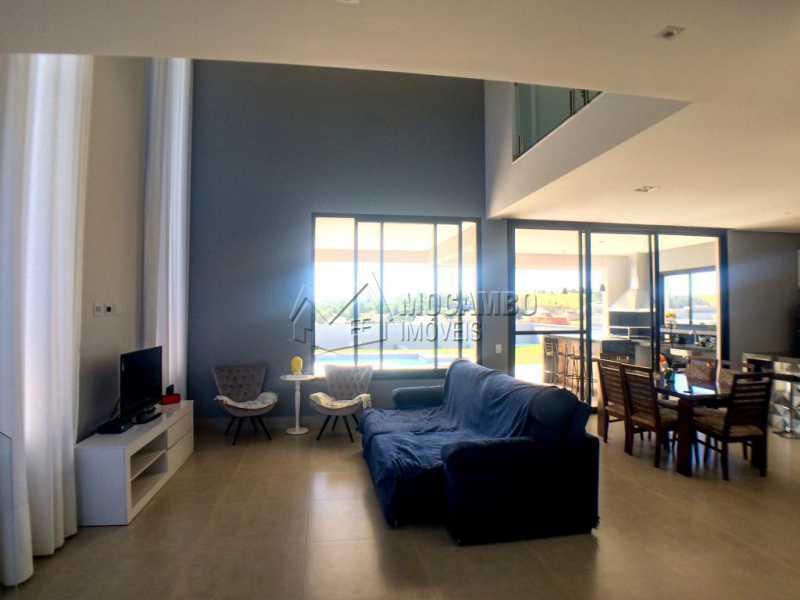 Sala - Casa em Condomínio 3 quartos à venda Itatiba,SP - R$ 1.400.000 - FCCN30409 - 8