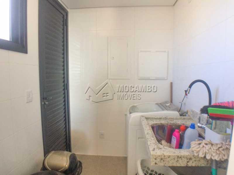 Lavanderia - Casa em Condomínio 3 quartos à venda Itatiba,SP - R$ 1.400.000 - FCCN30409 - 12