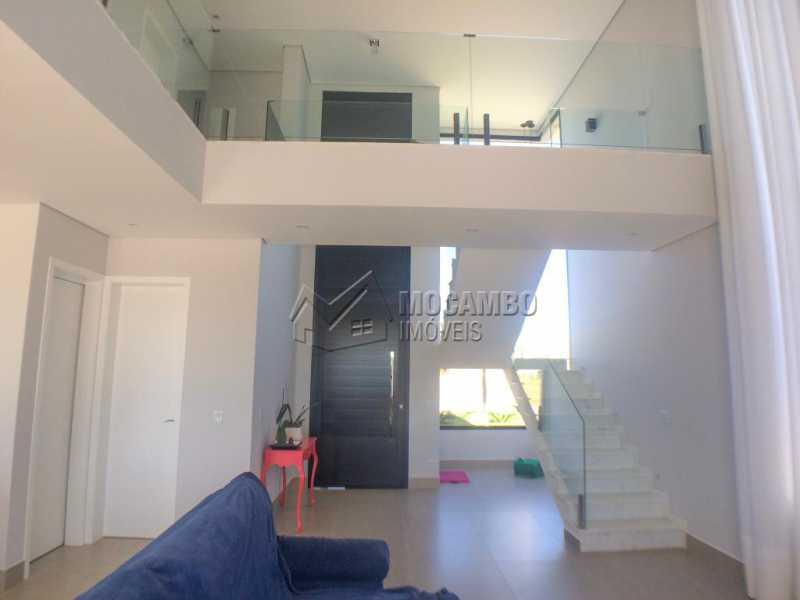 Sala - Casa em Condomínio 3 quartos à venda Itatiba,SP - R$ 1.400.000 - FCCN30409 - 6