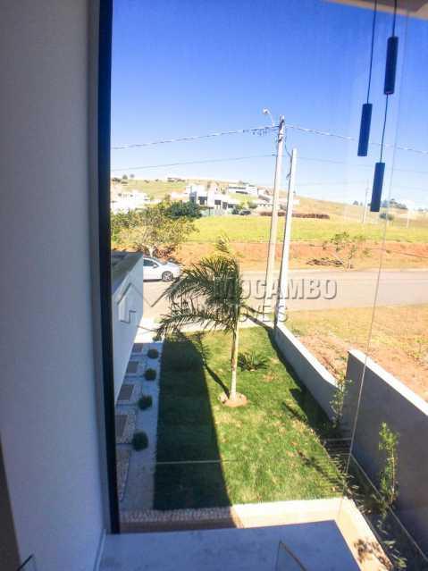Varanda/Vista - Casa em Condomínio 3 quartos à venda Itatiba,SP - R$ 1.400.000 - FCCN30409 - 20