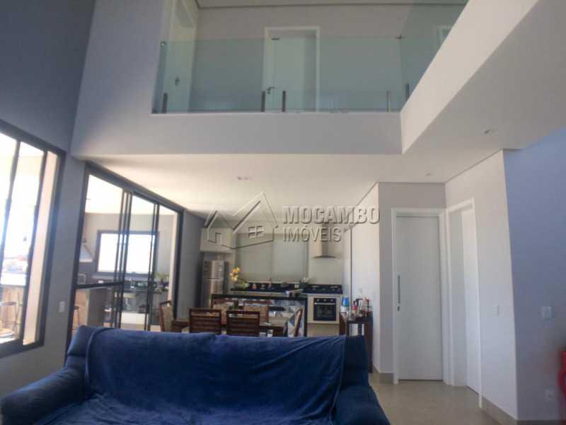 Sala - Casa em Condomínio 3 quartos à venda Itatiba,SP - R$ 1.400.000 - FCCN30409 - 9