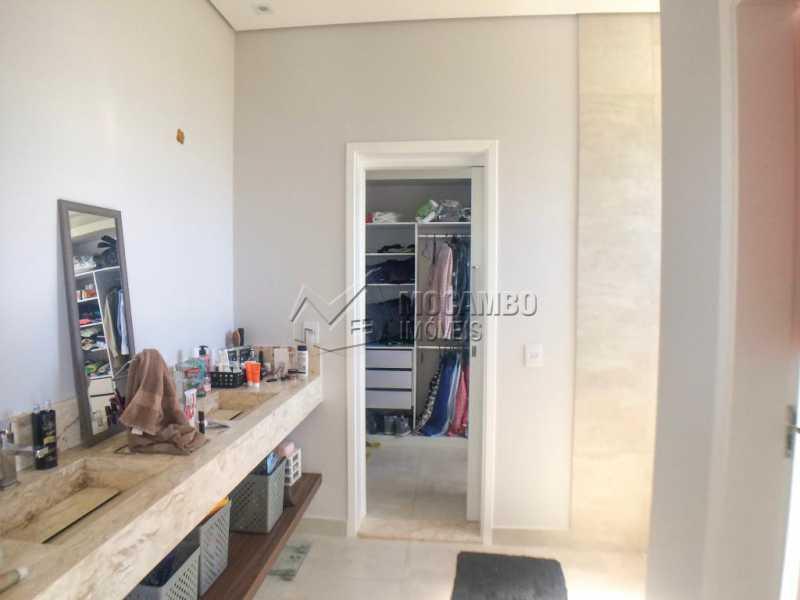 Banheiro Suite - Casa em Condomínio 3 quartos à venda Itatiba,SP - R$ 1.400.000 - FCCN30409 - 18