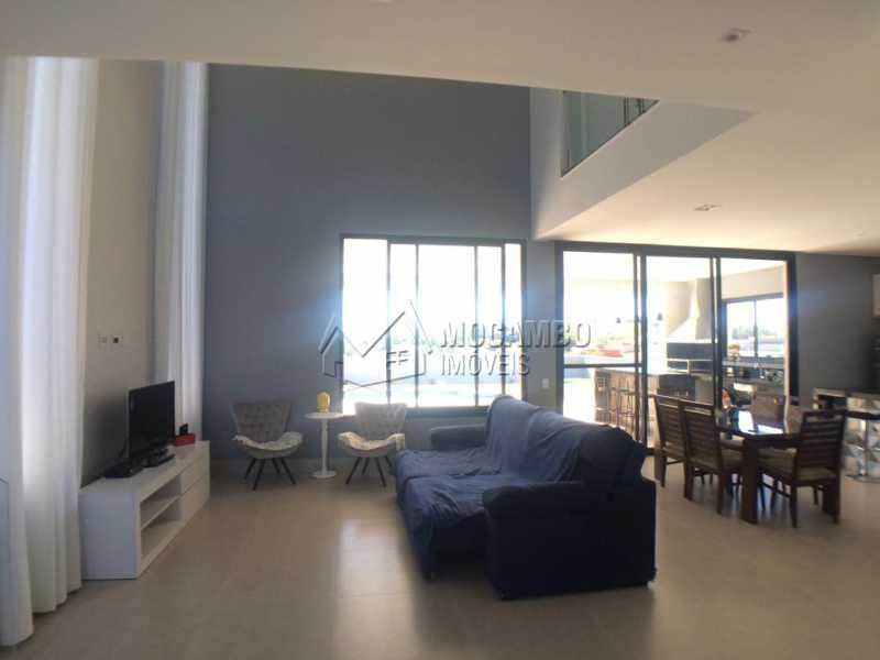 Sala - Casa em Condomínio 3 quartos à venda Itatiba,SP - R$ 1.400.000 - FCCN30409 - 10