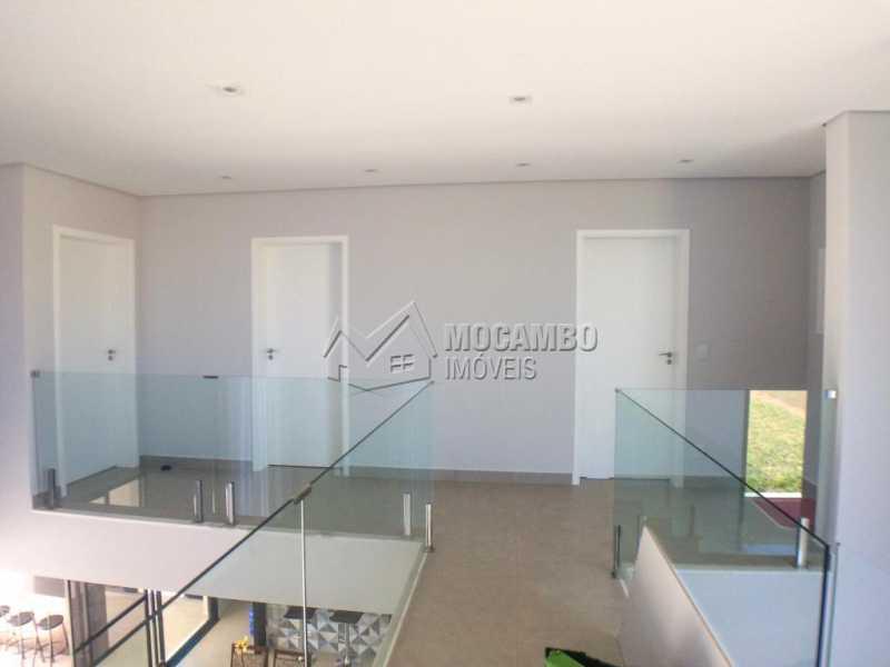 Corredor superior - Casa em Condomínio 3 quartos à venda Itatiba,SP - R$ 1.400.000 - FCCN30409 - 13