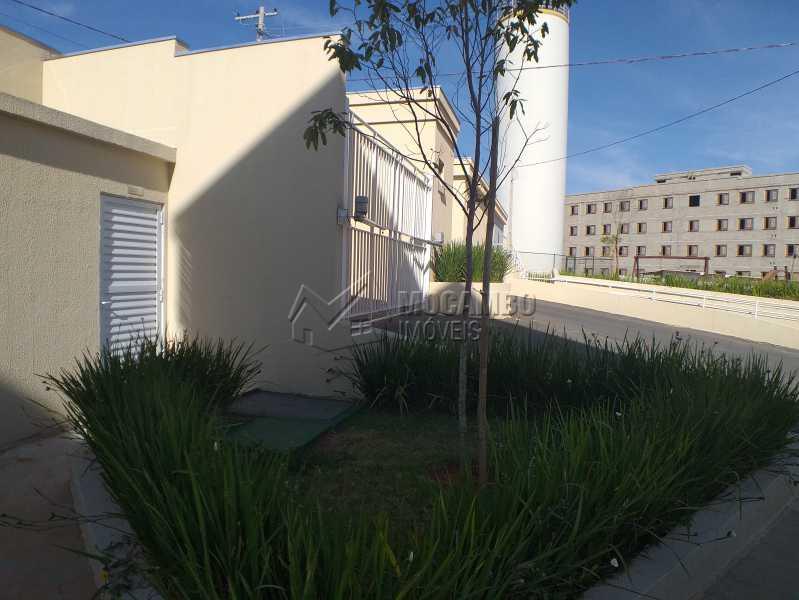 Entrada Principal - Apartamento Itatiba,Loteamento Santo Antônio,SP À Venda,2 Quartos,56m² - FCAP20973 - 8