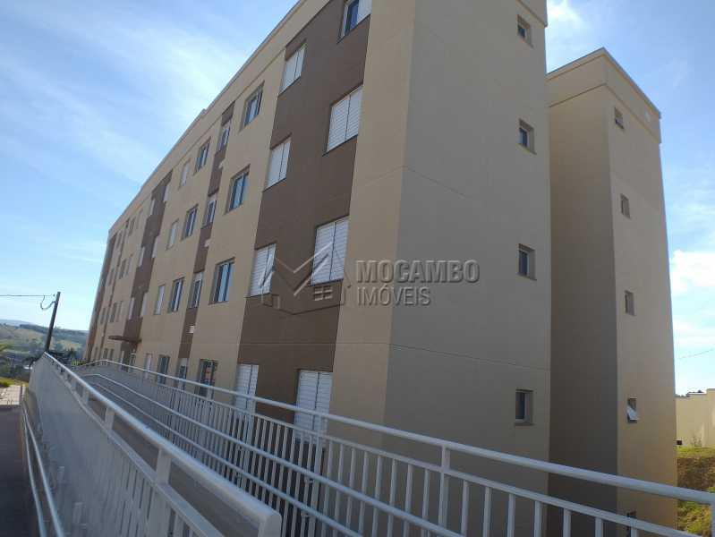 Fachada - Apartamento Itatiba,Loteamento Santo Antônio,SP À Venda,2 Quartos,56m² - FCAP20973 - 9