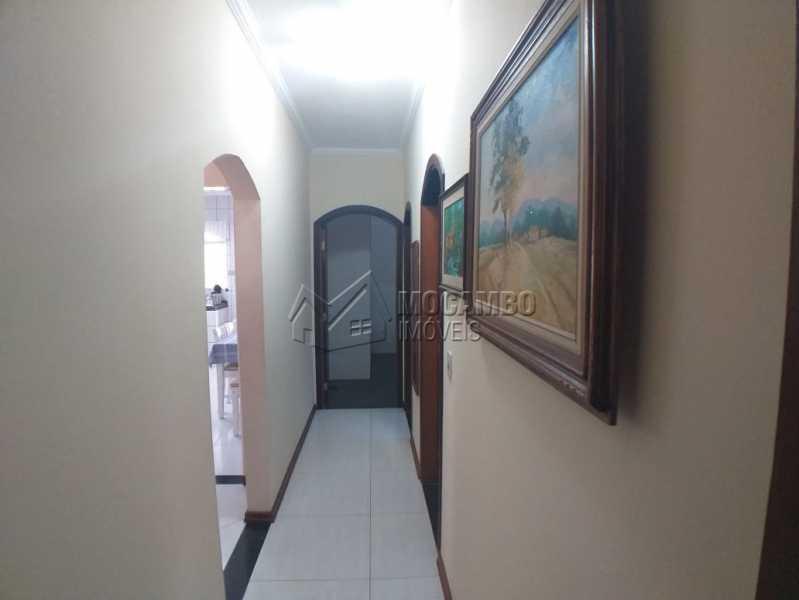 Acesso aos dormitórios - Chácara 2200m² à venda Itatiba,SP - R$ 780.000 - FCCH40029 - 5