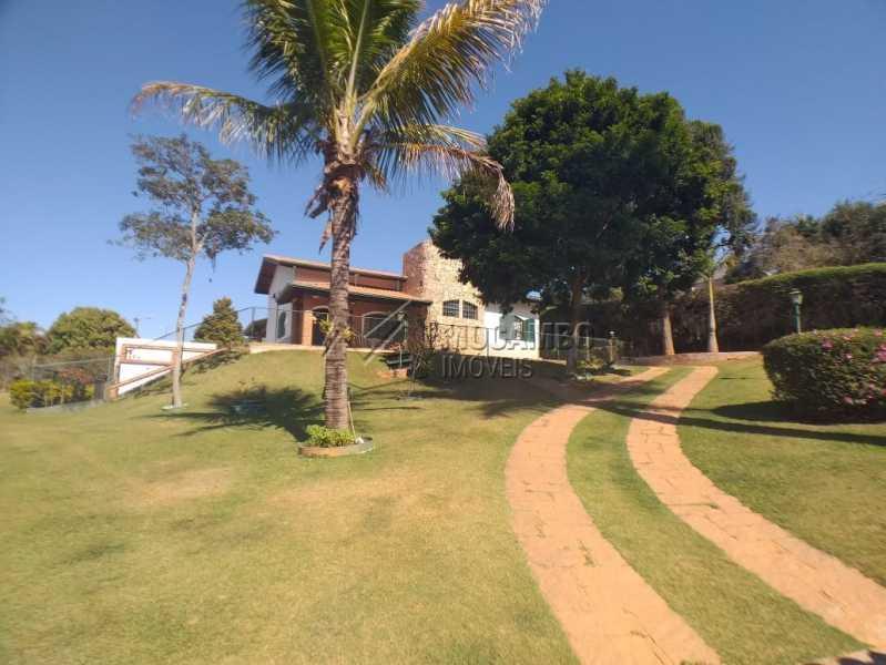 Fachada - Chácara 2200m² à venda Itatiba,SP - R$ 780.000 - FCCH40029 - 1