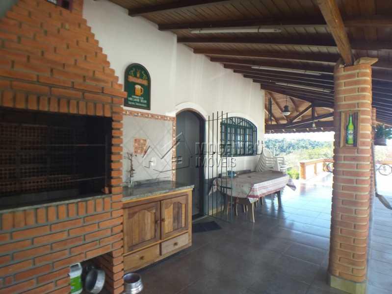 Churrasqueira - Chácara Itatiba, Terras de San Marco, SP À Venda, 4 Quartos, 180m² - FCCH40029 - 3