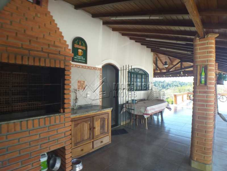 Churrasqueira - Chácara 2200m² à venda Itatiba,SP - R$ 780.000 - FCCH40029 - 3