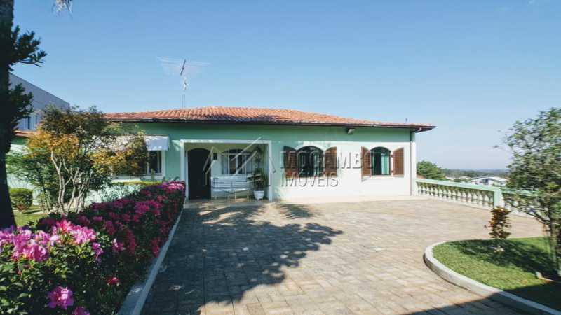 Entrada - Casa em Condomínio 3 quartos à venda Itatiba,SP - R$ 1.200.000 - FCCN30410 - 18