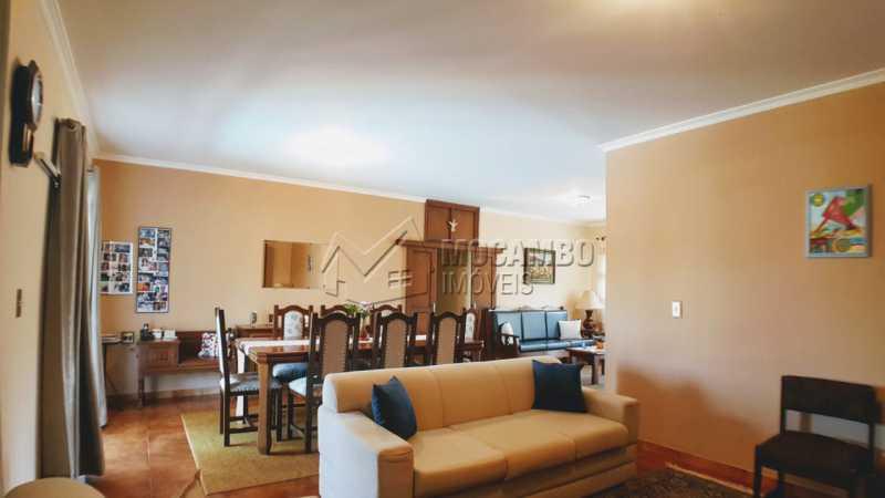 Sala - Casa em Condomínio 3 quartos à venda Itatiba,SP - R$ 1.200.000 - FCCN30410 - 4
