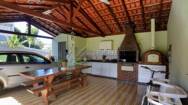 Área Gourmet - Casa em Condomínio 3 quartos à venda Itatiba,SP - R$ 1.200.000 - FCCN30410 - 25