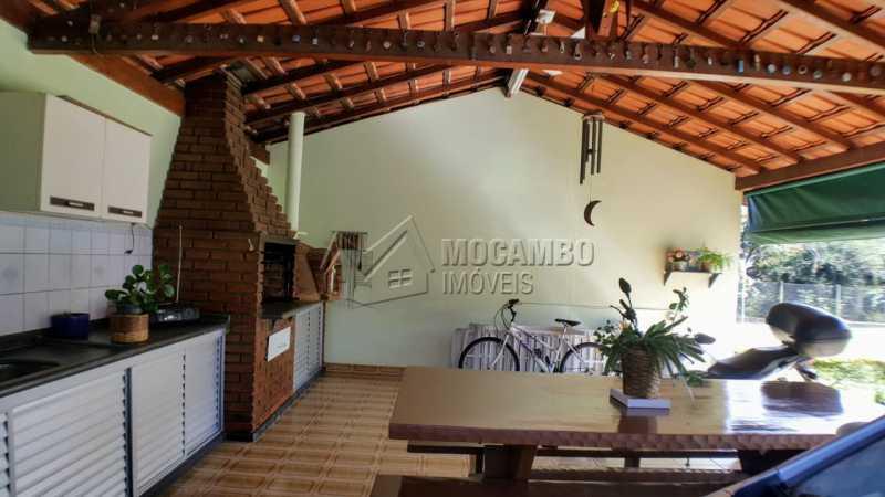 Área Gourmet - Casa em Condomínio 3 quartos à venda Itatiba,SP - R$ 1.200.000 - FCCN30410 - 24