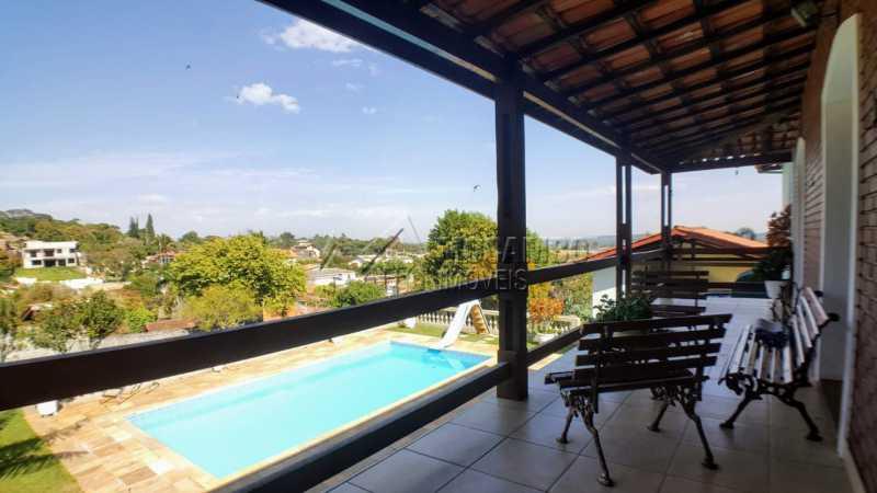 Varanda - Casa em Condomínio 3 quartos à venda Itatiba,SP - R$ 1.200.000 - FCCN30410 - 15