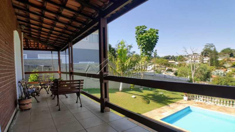 Varanda - Casa em Condomínio 3 quartos à venda Itatiba,SP - R$ 1.200.000 - FCCN30410 - 17