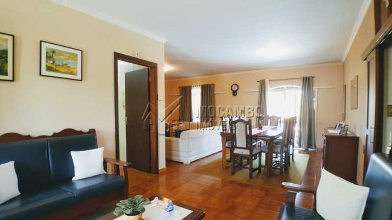 Sala - Casa em Condomínio 3 quartos à venda Itatiba,SP - R$ 1.200.000 - FCCN30410 - 6