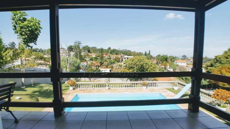 Varanda - Casa em Condomínio 3 quartos à venda Itatiba,SP - R$ 1.200.000 - FCCN30410 - 16