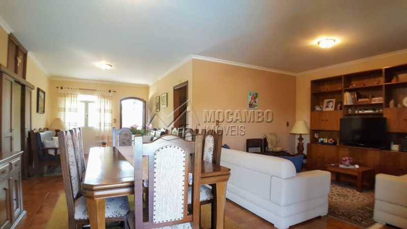 Sala - Casa em Condomínio 3 quartos à venda Itatiba,SP - R$ 1.200.000 - FCCN30410 - 5