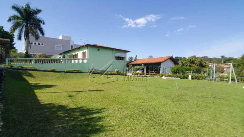 Quintal - Casa em Condomínio 3 quartos à venda Itatiba,SP - R$ 1.200.000 - FCCN30410 - 22