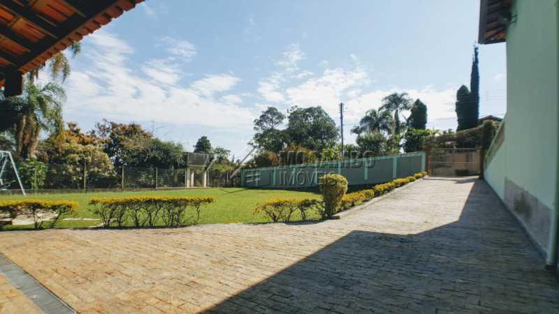 Garagem descoberta - Casa em Condomínio 3 quartos à venda Itatiba,SP - R$ 1.200.000 - FCCN30410 - 23