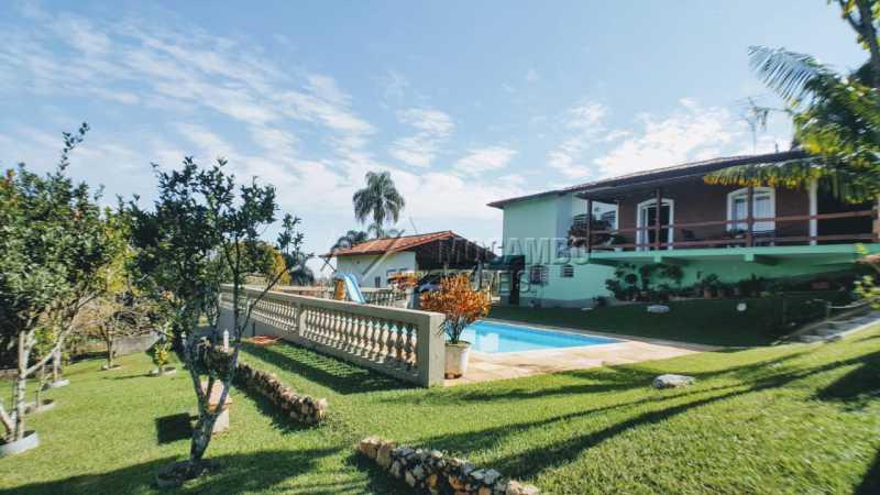 Área Externa - Casa em Condomínio 3 quartos à venda Itatiba,SP - R$ 1.200.000 - FCCN30410 - 1