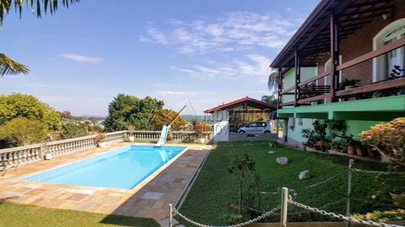 Piscina - Casa em Condomínio 3 quartos à venda Itatiba,SP - R$ 1.200.000 - FCCN30410 - 13
