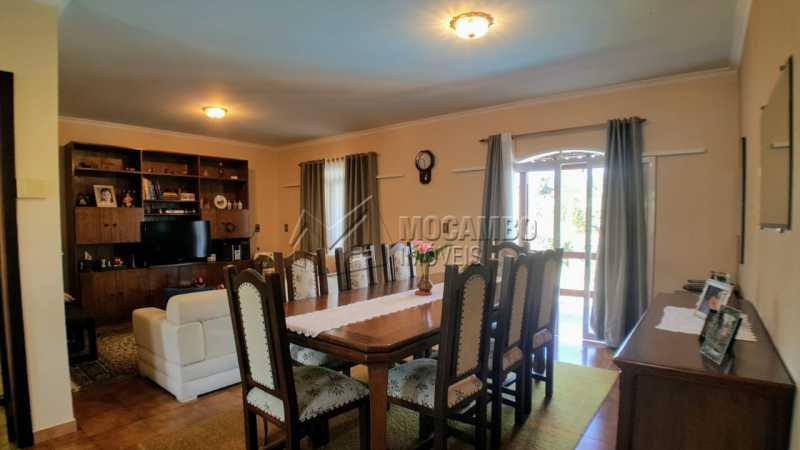 Sala - Casa em Condomínio 3 quartos à venda Itatiba,SP - R$ 1.200.000 - FCCN30410 - 8