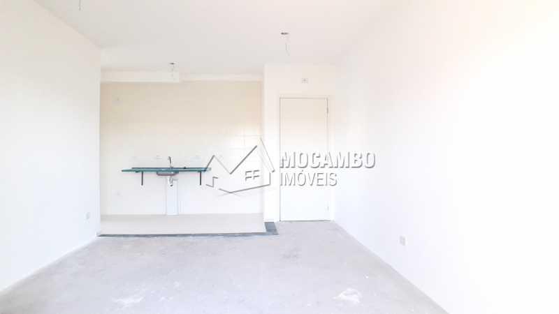 Cozinha - Apartamento 2 quartos à venda Itatiba,SP - R$ 270.000 - FCAP20982 - 3