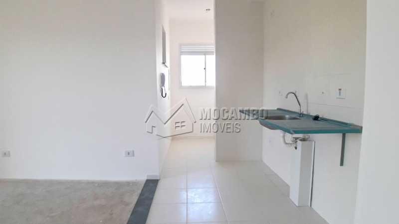 Cozinha - Apartamento 2 quartos à venda Itatiba,SP - R$ 270.000 - FCAP20982 - 4