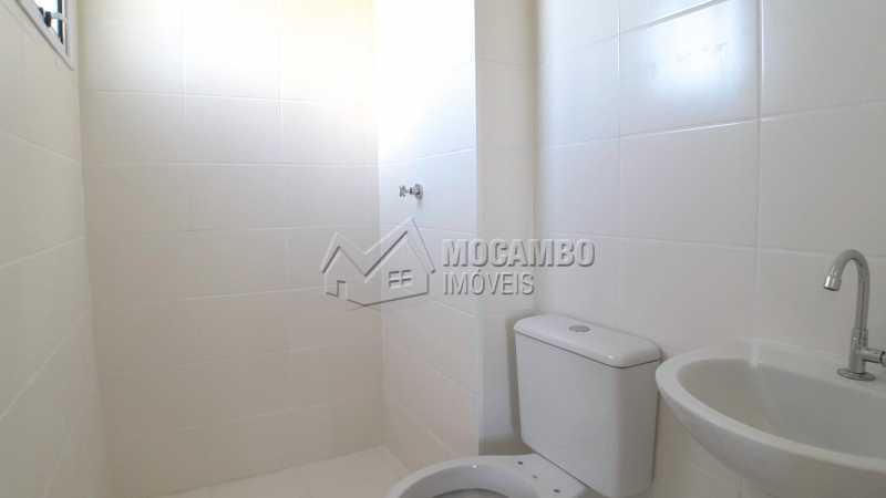 Banheiro Suíte - Apartamento 2 quartos à venda Itatiba,SP - R$ 270.000 - FCAP20982 - 9