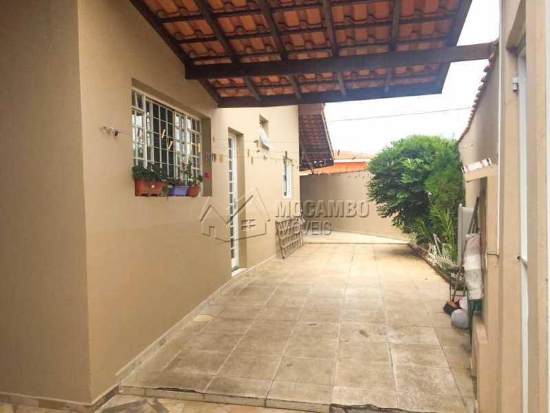 Área Externa - Casa 3 quartos à venda Itatiba,SP - R$ 400.000 - FCCA31245 - 14