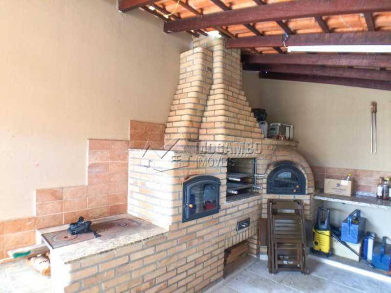 Área Gourmet - Casa 3 quartos à venda Itatiba,SP - R$ 400.000 - FCCA31245 - 15