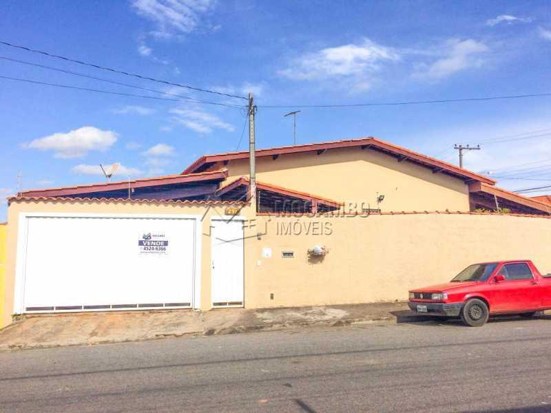 Fachada - Casa 3 quartos à venda Itatiba,SP - R$ 400.000 - FCCA31245 - 1