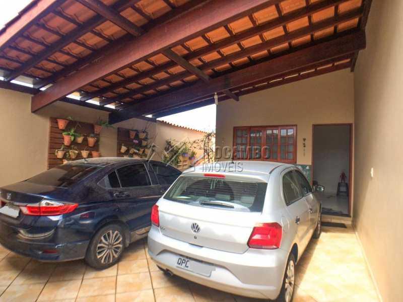 Garagem - Casa 3 quartos à venda Itatiba,SP - R$ 400.000 - FCCA31245 - 18