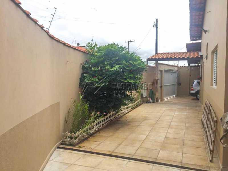 Quintal - Casa 3 quartos à venda Itatiba,SP - R$ 400.000 - FCCA31245 - 17