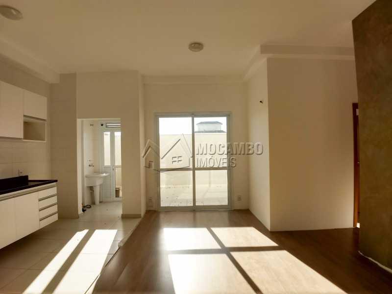 Sala - Apartamento 3 quartos à venda Itatiba,SP - R$ 420.000 - FCAP30507 - 3