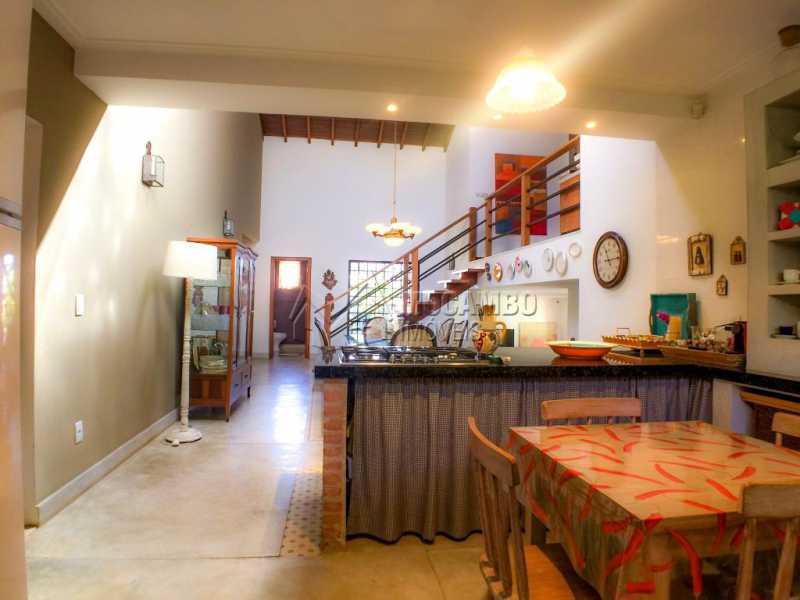 Cozinha/Copa - Casa em Condomínio Ville Chamonix, Itatiba, Ville Chamonix, SP À Venda, 4 Quartos, 384m² - FCCN40140 - 12