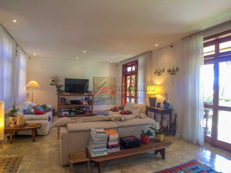 Sala - Casa em Condomínio Ville Chamonix, Itatiba, Ville Chamonix, SP À Venda, 4 Quartos, 384m² - FCCN40140 - 3