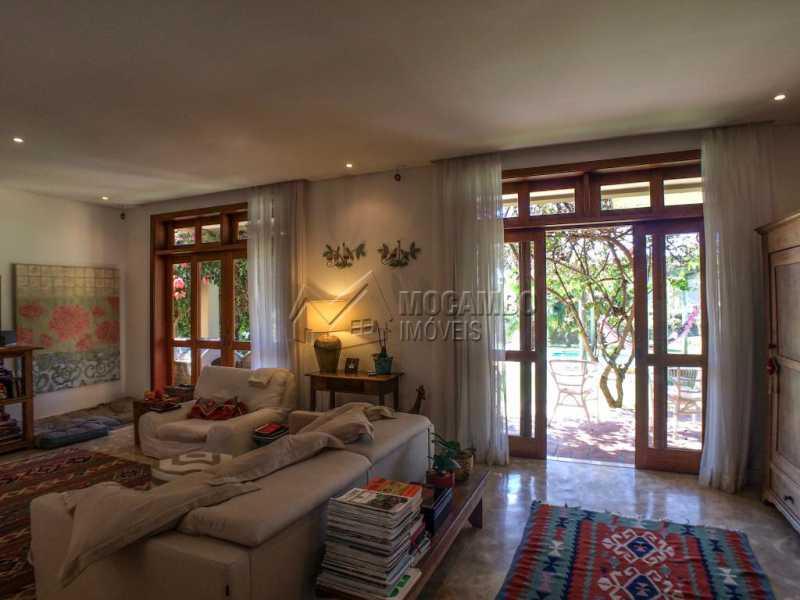 Sala - Casa em Condomínio Ville Chamonix, Itatiba, Ville Chamonix, SP À Venda, 4 Quartos, 384m² - FCCN40140 - 4