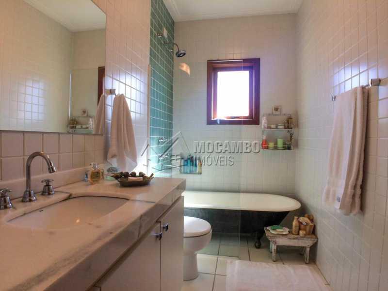 Banheiro - Casa em Condomínio Ville Chamonix, Itatiba, Ville Chamonix, SP À Venda, 4 Quartos, 384m² - FCCN40140 - 18