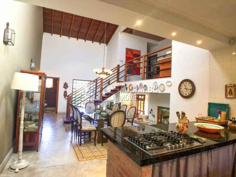 Copa/Cozinha - Casa em Condomínio Ville Chamonix, Itatiba, Ville Chamonix, SP À Venda, 4 Quartos, 384m² - FCCN40140 - 13