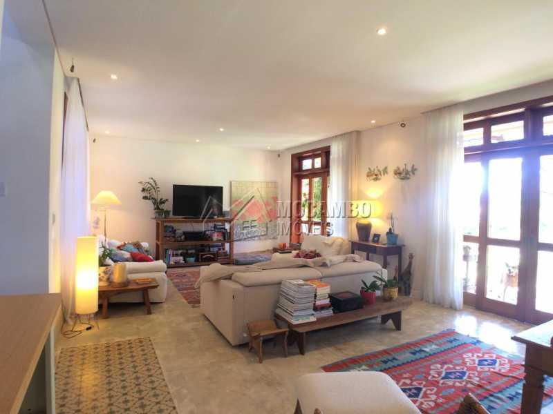 Sala - Casa em Condomínio Ville Chamonix, Itatiba, Ville Chamonix, SP À Venda, 4 Quartos, 384m² - FCCN40140 - 5