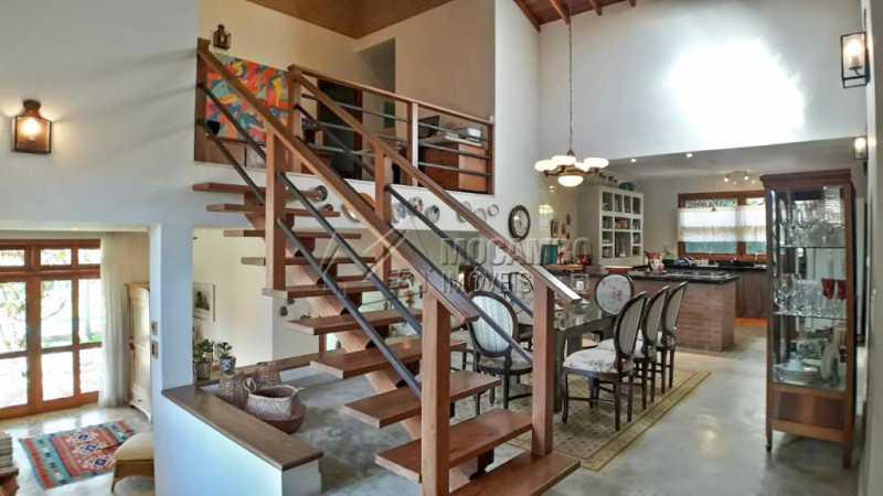 Copa/Cozinha - Casa em Condomínio Ville Chamonix, Itatiba, Ville Chamonix, SP À Venda, 4 Quartos, 384m² - FCCN40140 - 7