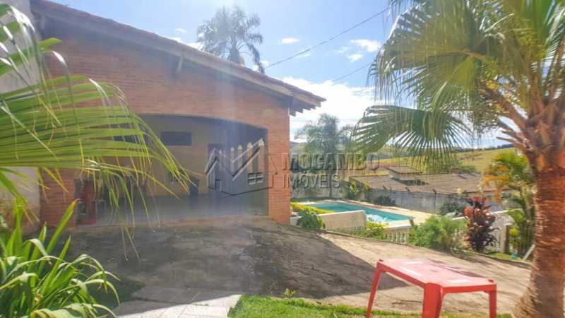 Área externa - Chácara 1000m² à venda Itatiba,SP - R$ 650.000 - FCCH30112 - 16