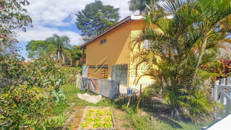 Área externa - Chácara 1000m² à venda Itatiba,SP - R$ 650.000 - FCCH30112 - 17