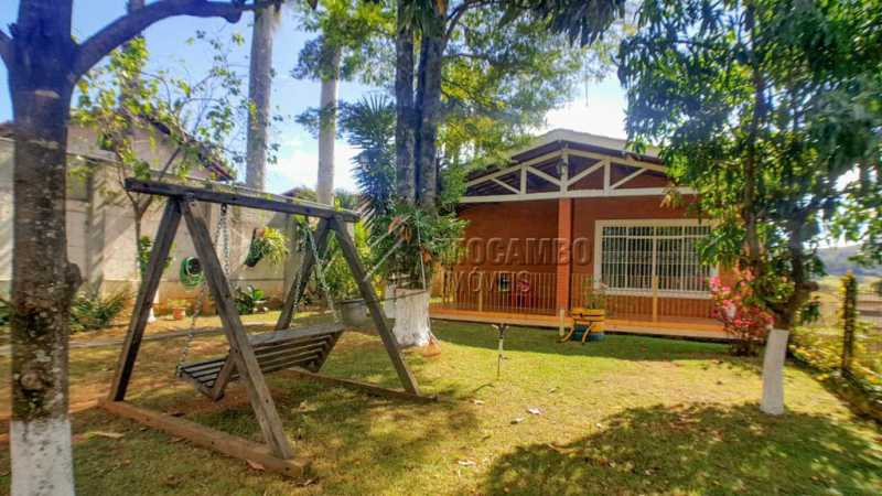 Área externa - Chácara 1000m² à venda Itatiba,SP - R$ 650.000 - FCCH30112 - 15